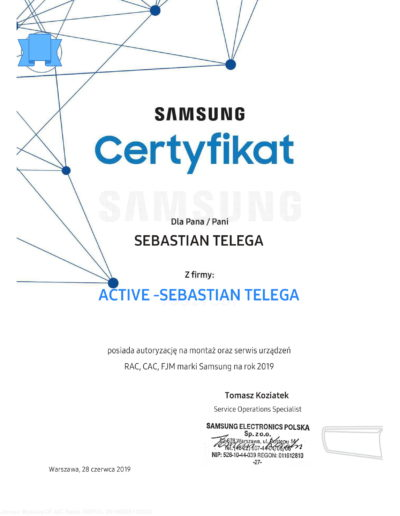 certyfikat samsung-1